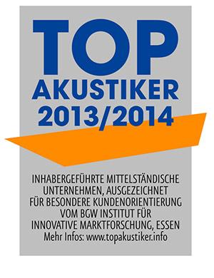 Top 100 Akustiker 2013/14