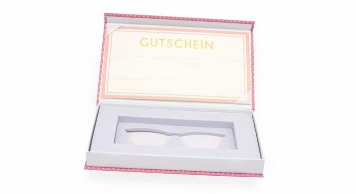Geschenkbox Ostern offen Geschenk verschicken Optiker Schulz Oldenburg 1