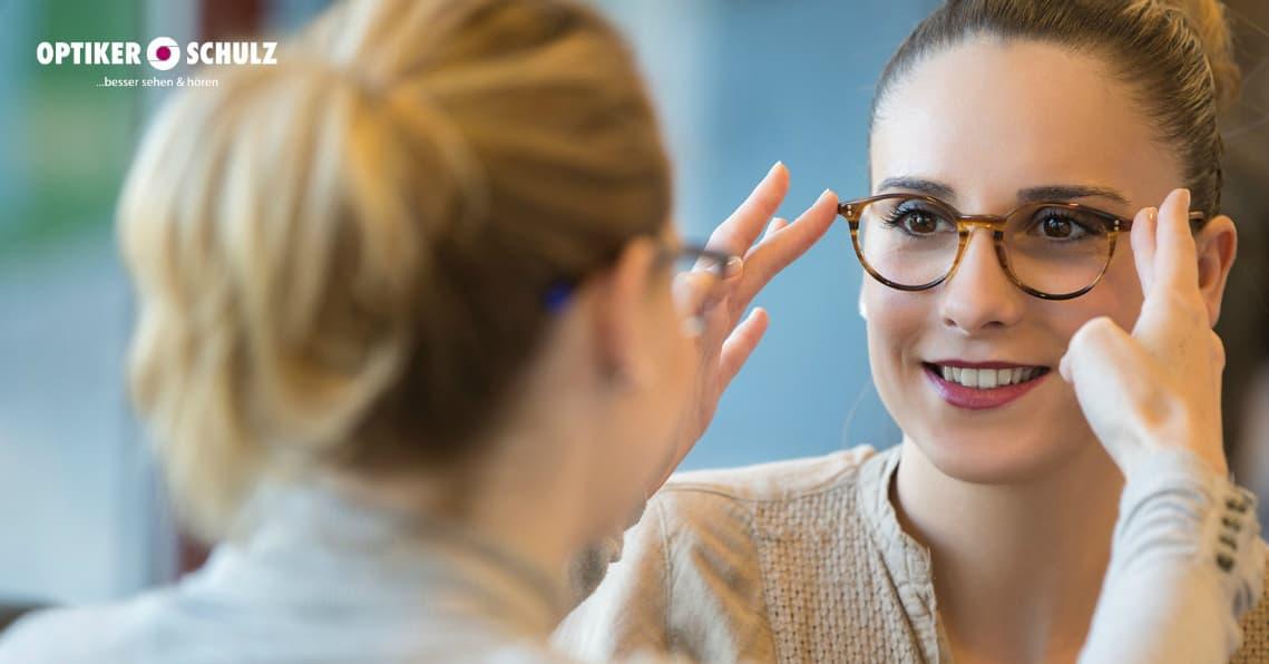 Angebot Komfort Augenprüfung