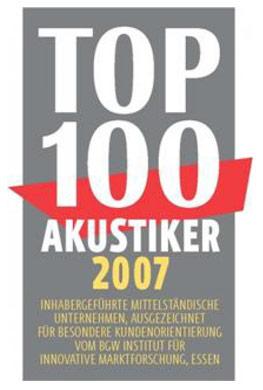 Top 100 Akustiker 2007