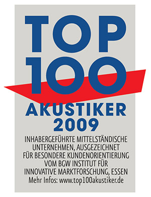 Top 100 Akustiker 2009