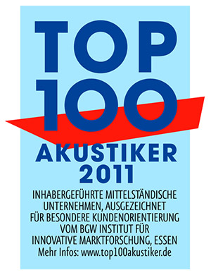 Top 100 Akustiker 2011
