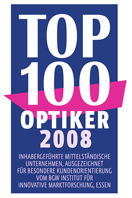 Top 100 Optiker 2008