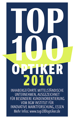 Top 100 Optiker 2010