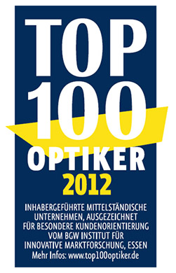 Top 100 Optiker 2012