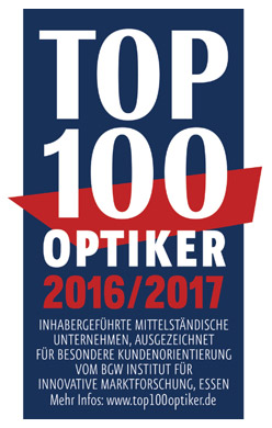 Top 100 Optiker 2016/17