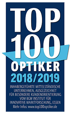 Top 100 Optiker 2018/19